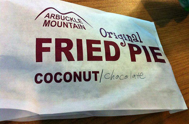 arbuckle mountain fried pie