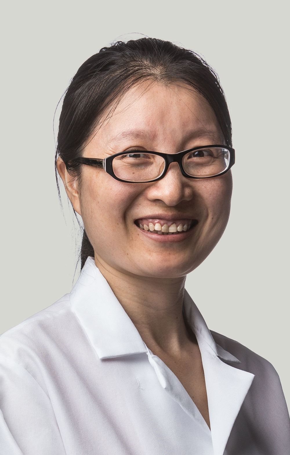 Miao Chen, Ph.D., Postdoctoral Fellow in the Transformation and Genome Editing Laboratory