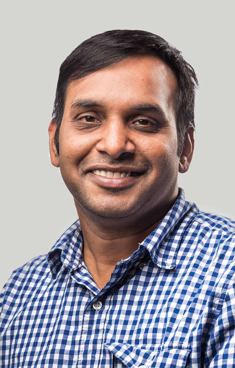 Raj Nandety, Ph.D., Postdoctoral Fellow in the Molecular Plant Microbe Laboratory