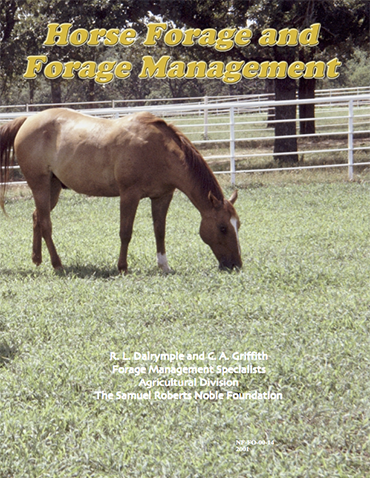 Horse Forage and Forage Management