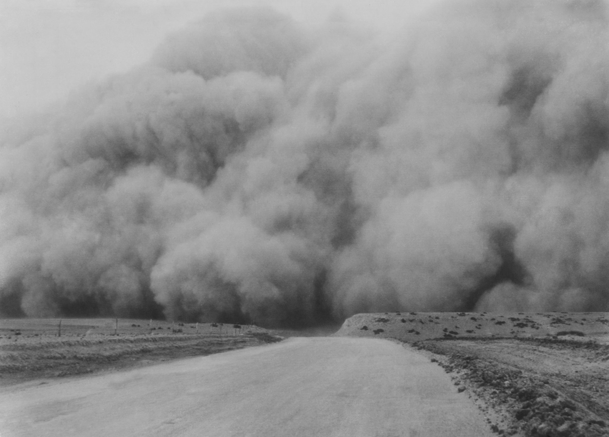 Cloud from the Dust Bowl
