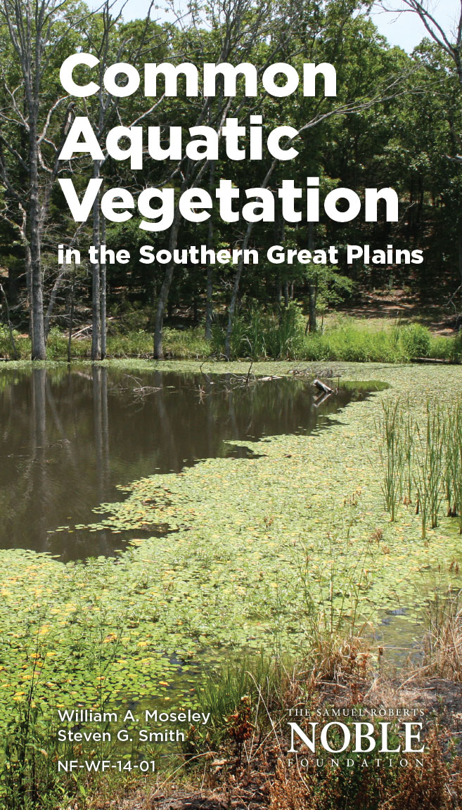 Common Aquatic Vegetation in the Southern Great Plains