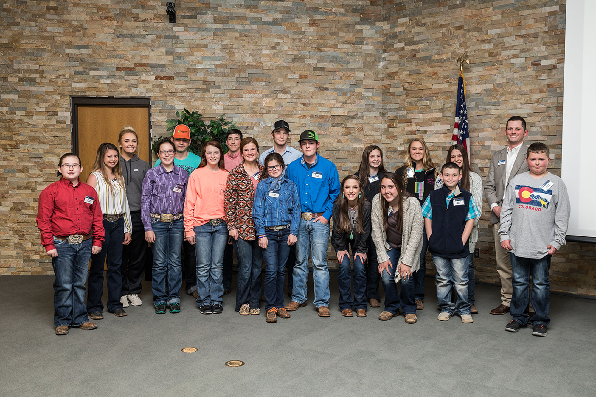 2017-2018 Noble Research Institute Junior Beef Excellence Program carcass merit winners