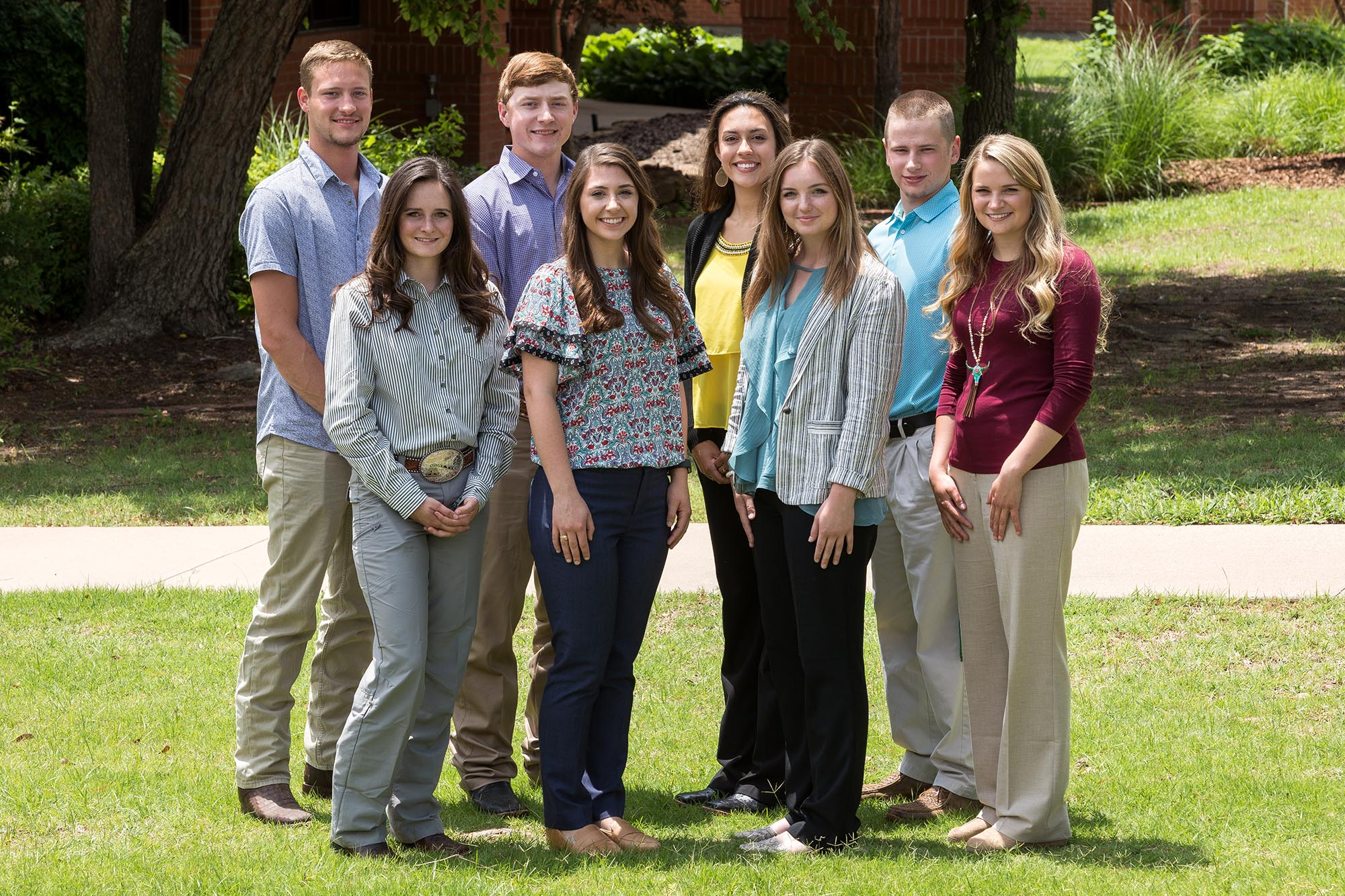 Lloyd Noble Scholars in Agriculture